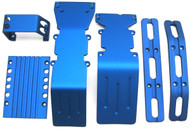 T-Maxx, S-Maxx blue anodized aluminum package super deal