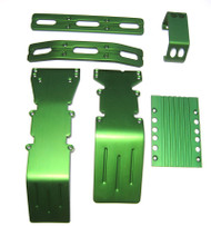 T-Maxx, S-Maxx Green anodized package super deal