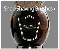 Shop Parker Shaving Brushes