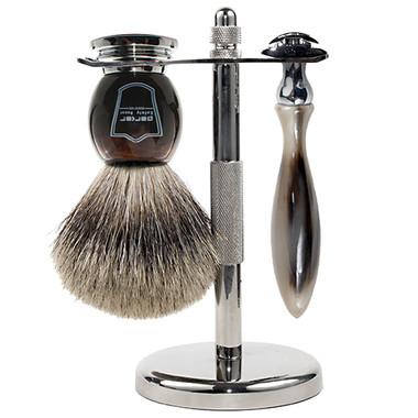 Horn 3-Piece Shave Set