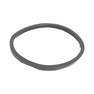 Sterling Rubber Ring