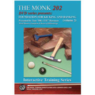 The Monk 202 DVD - Foundation for Banking & Kicking, Volume 2
