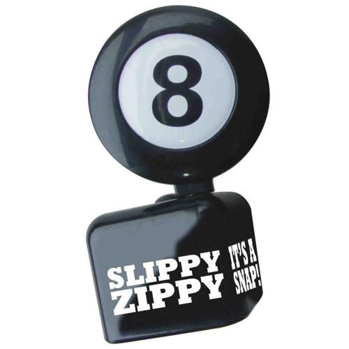 Slippy Zippy Pool Cue Chalk Holder