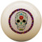 Custom Pool Cue Ball - Sugar Skull