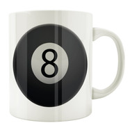 8-Ball 11oz. Coffee Mug