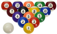 Sterling Classic Pool and Billiard Ball Set