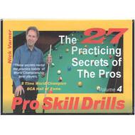 Pro Skill Drills DVD (Volume 4)