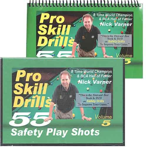 Pro Skill Drills Book & DVD Set (Volume 5)