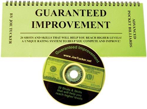 Guaranteed Improvement, DVD and Workbook