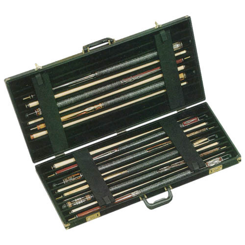 Hardside Carrying Case for 10 Cues