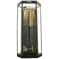 Fury Deluxe Rotating Display Case for 24 Cues
