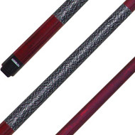 Red Sterling Discount Pool Cue