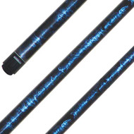 Sterling Blue Smoke Pool Cue