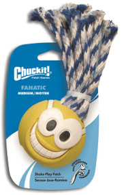 ChuckIt Fanatic Tennis Dog Toy