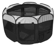 Buy online and save - Don't crate your pet, give your dog a pet playpen, convenient for everyday use or for traveling.