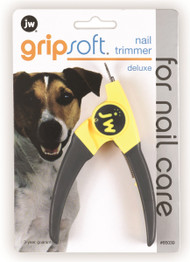 Gripsoft Deluxe Nail Trimmer For Dogs