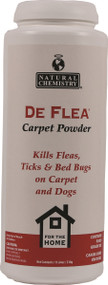 De Flea Carpet Powder