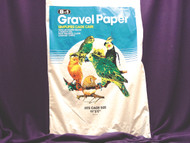 Our gravel paper will aid your bird in digestion and help trim claws.