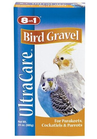 Shop for our Ultracare Care Bird Gravel, specifically formulated for medium to large birds.