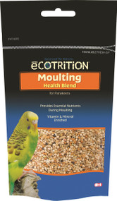 Helps during molting periods, formulated with natural and healthy ingredients your bird will love.