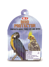 Protect your feathered friend with our Mite & Lice Cage Protector For Birds.