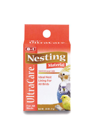 Shop for our all natural cotton fiber nesting material for all caged birds.