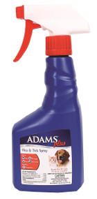 Shop for Adams Plus Flea & Tick mist and  help rid your precious animals of harmful, irritating pests.