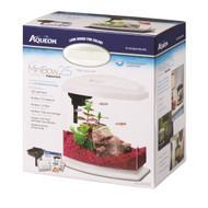 Aqueon Led Minibow Aquarium Kit, 2.5 Gal Black