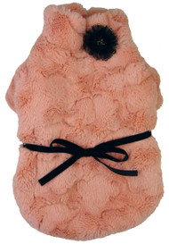 Now your pretty girl can be fashionable and warm in a Luxury Designer Pet Coat at a low price.