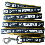 Milwaukee Brewers Leash Large
