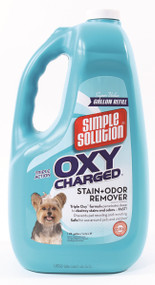 Simple Solution Oxy Charged Pet Stain/Odor Remover 1