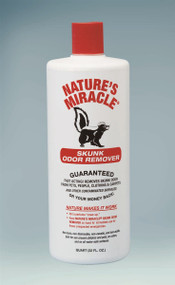 Nature's Miracle Skunk Odor Eliminator