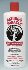 Nature's Miracle Just For Cats Original Stain & Odor Remover 1