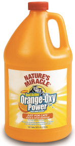 Nature's Miracle Just For Cats Orange-Oxy Stain & Odor Remover 1