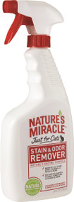 Nature's Miracle Just For Cats Original Stain & Odor Remover 3