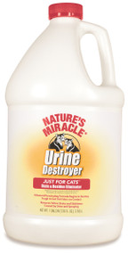 Nature's Miracle Urine Destroyer Formula Stain & Residue Eliminator - 1 Gal