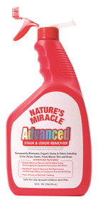 Advanced Formula Stain & Odor Remover Spray