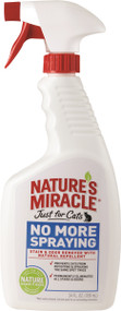 Nature's Miracle Just For Cats No More Spraying Stain &Odor Remover