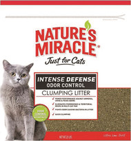 Just For Cats Intense Defense Clumping Litter 1