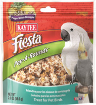 Fiesta Pop-A-Rounds Treat - Pet Birds 1