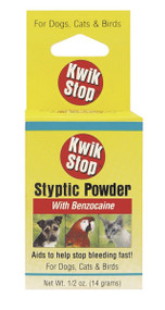 Kwik Stop Powder