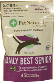 Daily Best Senior Cat Multiviam Supplement