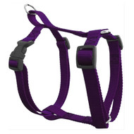 12in - 20in Harness Purple, Sml 10 - 45 Lbs Dog By Majestic Pet Products