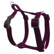 12in - 20in Harness Burgundy, Sml 10 - 45 Lbs Dog By Majestic Pet Products