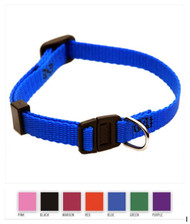 8in - 12in Adjustable Safety Cat Collar By Majestic Pet Products
