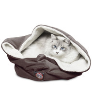 Your cat will love this burrow bed!