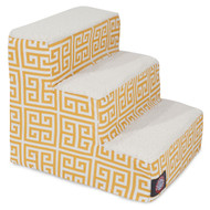 3 Step Citrus Towers Pet Stairs By Majestic Pet Products