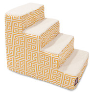 4 Step Citrus Towers Pet Stairs By Majestic Pet Products