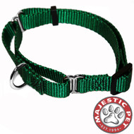 14in - 20in Martingale Green, 40 - 120 Lbs Dog By Majestic Pet Products