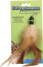 Cattachment Feather Cat Toy